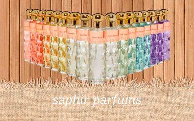 Perfumes Saphir, listado de equivalencias